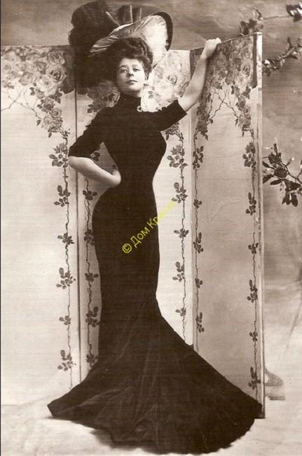 идеал женской красоты в начала 20 века