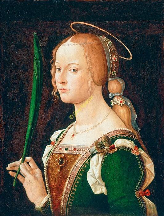 идеал женской красоты в эпоху возрождения