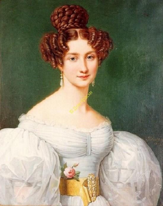 идеал женской красоты в эпоху классицизма