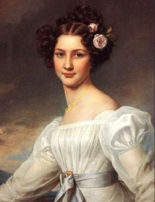 идеал женской красоты в эпоху романтизма