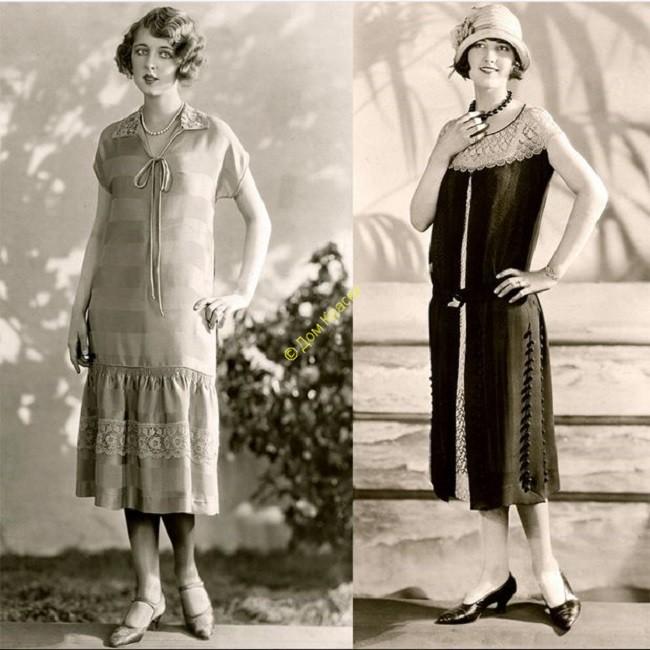 идеал женской красоты в 20 годы 20 века